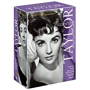 Elizabeth Taylor: The Warner Archive Classics Collection (Conspirator / Cynthia / The Girl Who Had Everything / Love Is Better Than Ever / Rhapsody)
