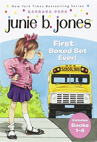 Junie B. Jones's First Boxed Set Ever! (Books 1-4) (Good To Great 2001 compare prices)