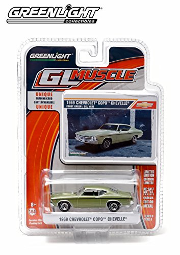 Greenlight GL Muscle Series 9 - 1969 Chevrolet COPO Chevelle