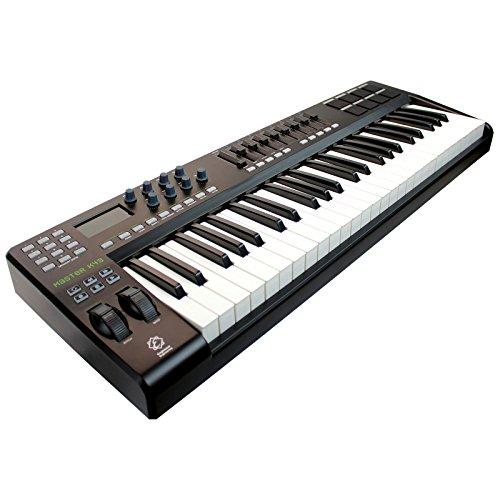 Eagletone-K49-teclado-MIDI-USB-de-49-teclas-Negro