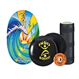 Indo Original Color Training Package (Deck, Roller & Cushion)- Multiple Colors Avail by Indo Board