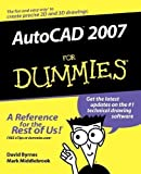 img - for AutoCAD 2007 For Dummies Revised Edition by Byrnes, David, Middlebrook, Mark published by For Dummies (2006) book / textbook / text book