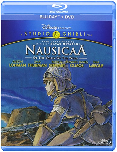 Nausica-of-the-Valley-of-the-Wind-Two-Disc-Blu-rayDVD-Combo