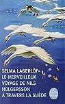 Le merveilleux voyage de Nils Holgersson à travers la Suède par Lagerlöf