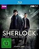 Sherlock - Staffel 2 [Blu-ray]