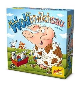 Zoch 601105010 - Wollmilchsau, Kartenspiel