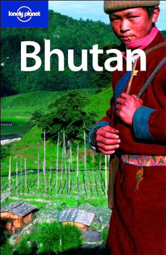 Bhutan 3 (Lonely Planet Country Guides)