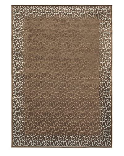 Braque Rug, Brown, 5' 3 x 7' 7
