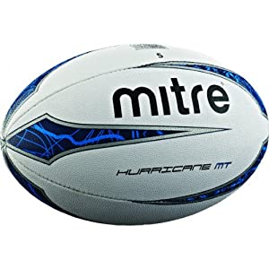 Buy Mitre HURRICANE MT Rugby Ball by mitre