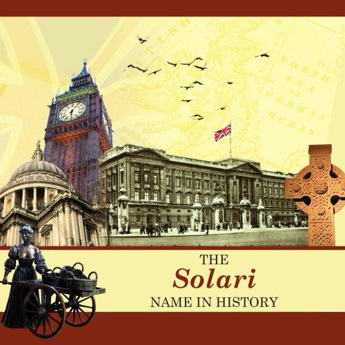 The Solari Name in History