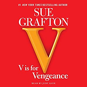 V Is for Vengeance Audiobook
