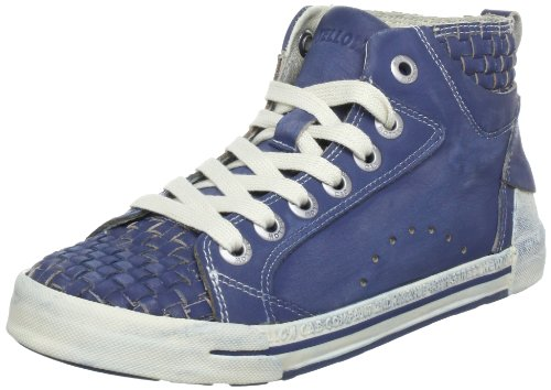 Yellow Cab Jazz Trainers Girls blue Blau (Blue) Size: 35
