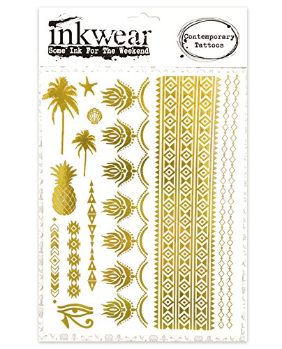 Life's A Beach! Gold Foil Set
