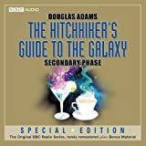 Douglas Adams Hitchhiker's Guide to the Galaxy: Secondary Phase