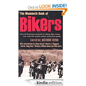 The Mammoth Book of Bikers (Mammoth Books)