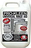 5 Litres Pro-Kleen Professional Universal Dishwasher Rinse Aid