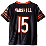 NFL Chicago Bears Youth Team Replica Jersey, Youth X-Small (4/5), Deep Obsidian