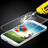niceEshop 0.4mm Premium Explosion-proof Defense Membrane Tempered Glass Front Film Screen Protector For Samsung i9500
