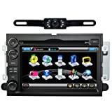 For Ford Fusion/Explorer/Expedition/F150/EDGE CAR DVD GPS Navigation Bluetooth CD8939R