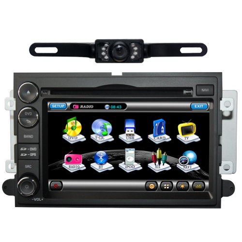 For ford fusion explorer expedition f150 edge car dvd gps navigation bluetooth cd8939r shopping