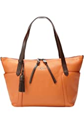 Cole Haan Parker Small Zip Top Shopper Travel Tote
