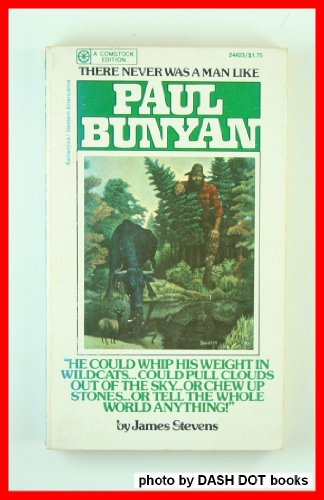 Paul Bunyan, James Stevens