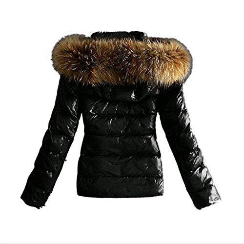 Etosell-Femmes-Chaudes-Hiver-Fourrure-Hooded-Jacket-Parka-XXXL