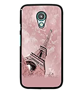 PrintDhaba Tower D-5588 Back Case Cover for MEIZU M2 NOTE (Multi-Coloured)