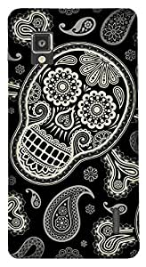 TrilMil Printed Designer Mobile Case Back Cover For LG Optimus G E975