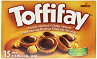 Toffifay Candy, 4.3-Ounce Packages (P…