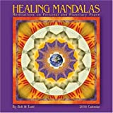 img - for Healing Mandalas 2009 Wall Calendar book / textbook / text book