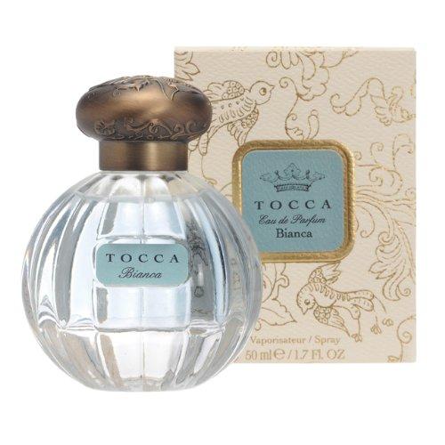 TOCCA トッカ オードパルファム ビアンカの香り