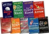 Simon Cheshire Simon Cheshire Saxby Smart's Private Detective 9 Books Collection Pack Set RRP: £54.91 (The Secret of the Skull, The Poisoned Arrow, Five Seconds to Doomsday and Other Case Files, The Eye of the Serpent, The Hangman''s Lair, The Pirate''s
