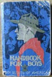 Handbook For Boys: Boy Scouts of America