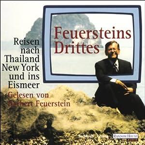 Feuersteins Drittes Hörbuch