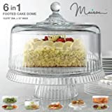 Beautiful 6 in 1 All Purpose Party Cake Stand.