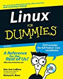 img - for Linux For Dummies 8th Edition book / textbook / text book