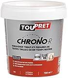 Toupret 191020 Chrono-R pâte pour reboucher trous/fissures 700 ml