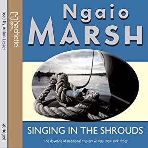 Singing in the Shrouds Audiobook