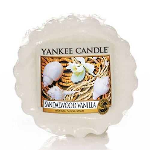 Yankee Candle Sandalwood Vanilla 10 Wax Tarts