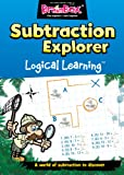 Green Board Games Subtraction Explorer Logical Learning