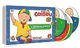 Caillou - Temporada 1, Volúmenes 1-6 [DVD]