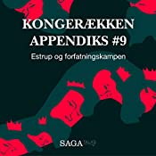 Estrup og forfatningskampen (Kongerækken Appendiks 9) | Anders Asbjørn Olling, Hans Erik Havsteen