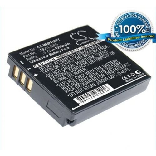 1050mAh Li-ion Battery - 3M Mpro 110 Micro Projector