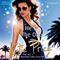 He's The One Audiobook by Katie Price Narrated by Kate Kirk