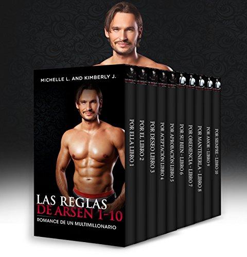 Erotica Romantica: Las Reglas de Arsen Box-Set 1-10 (Romance de Suspenso de un Multimillonario