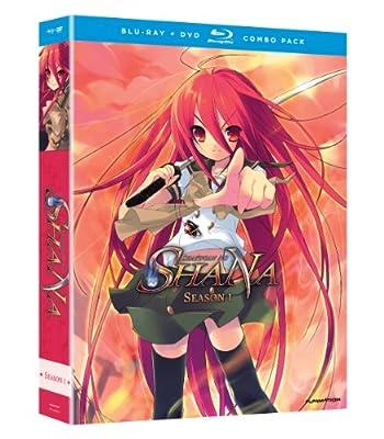 Shakugan no Shana: Season 1 (Blu-ray/DVD Combo)
