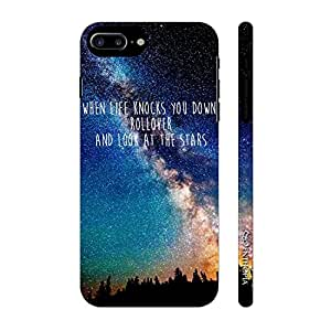 Enthopia Designer Hardshell Case Your Stars Will Guide You Back Cover for Apple Iphone 7 Plus