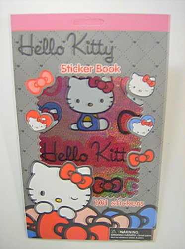 Hello Kitty - Sticker Book of 101 Stickers - 1