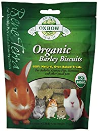 2.65-Ounce, Animal Health Barley Biscuits